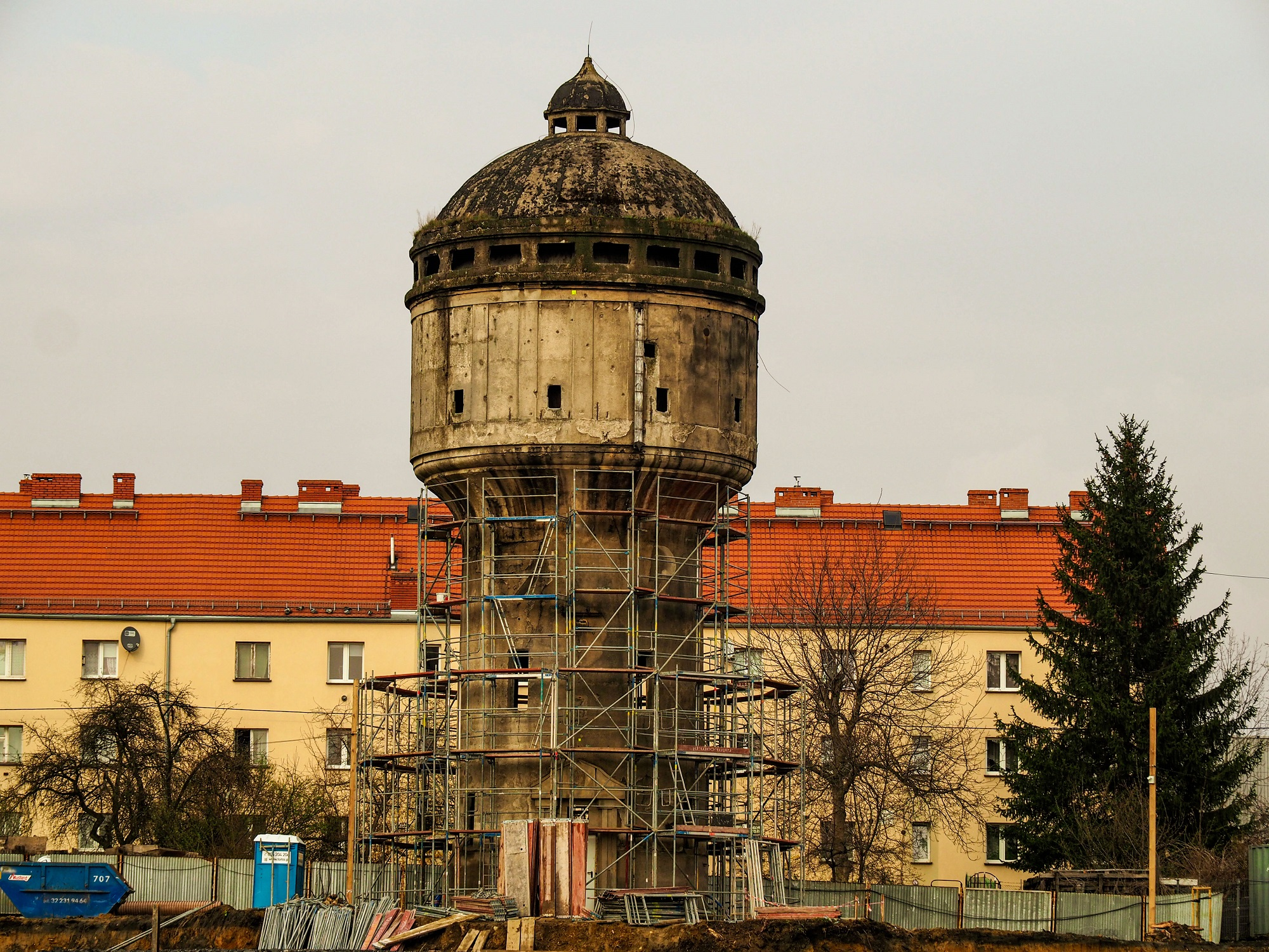 Wieża ciśnień w Gliwicach