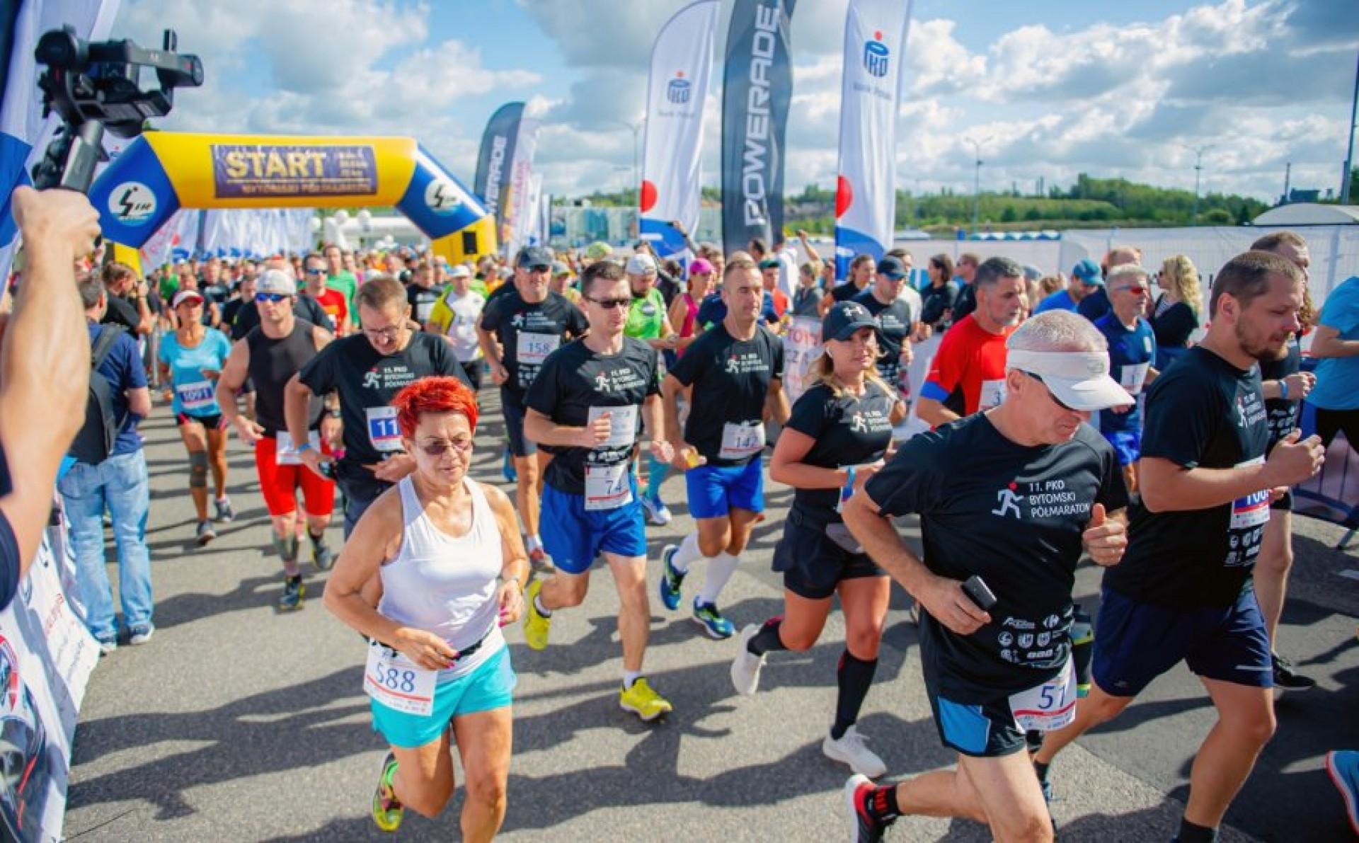 11. edycja Bytomskiego Półmaratonu w 2019 roku