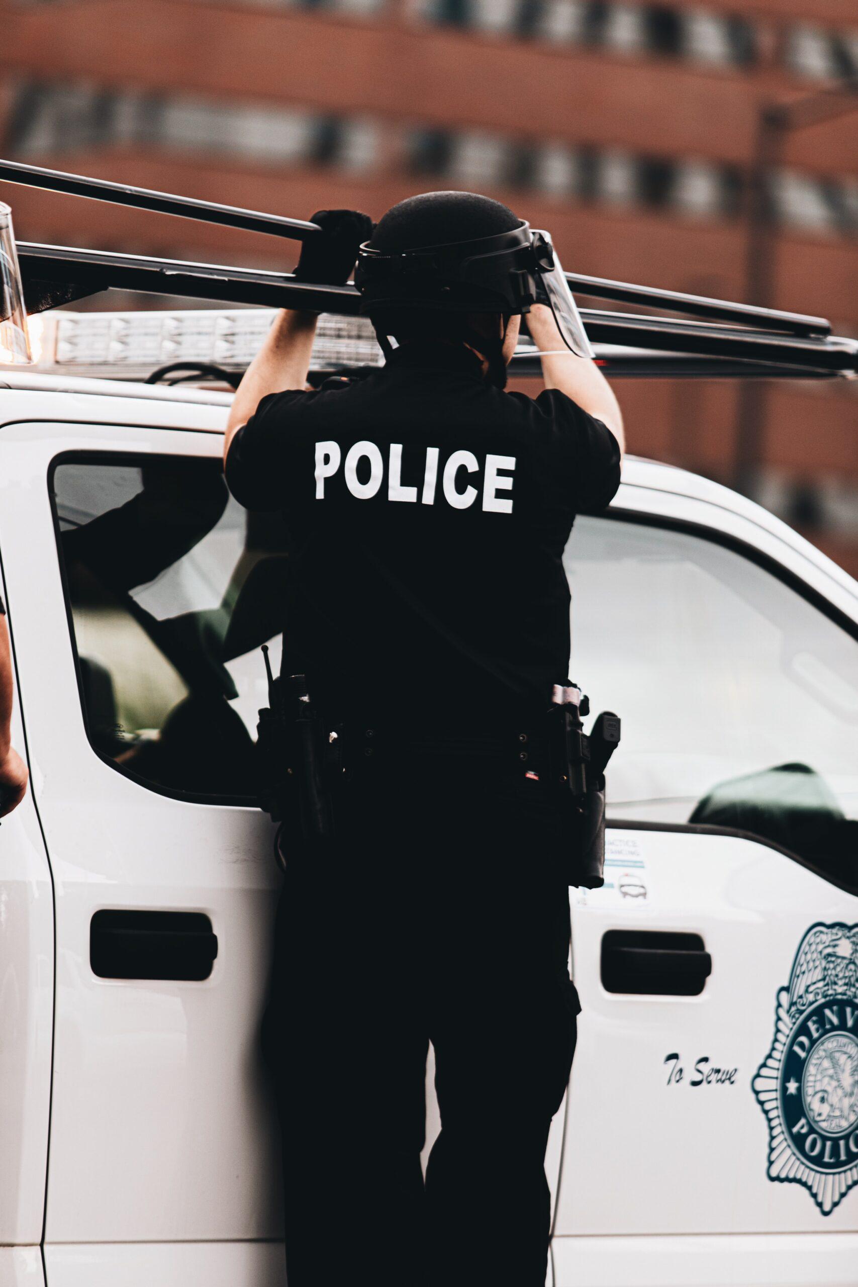 W Częstochowie pościg, strzały oraz ranni policjanci