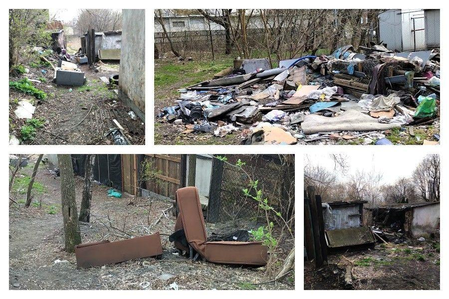 slumsy w Rudzie Śląskiej