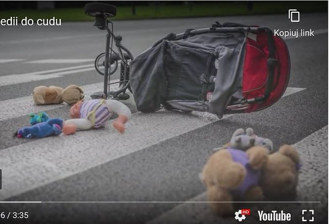 Katowice: Akcja policji ,,Od tragedii do cudu''.