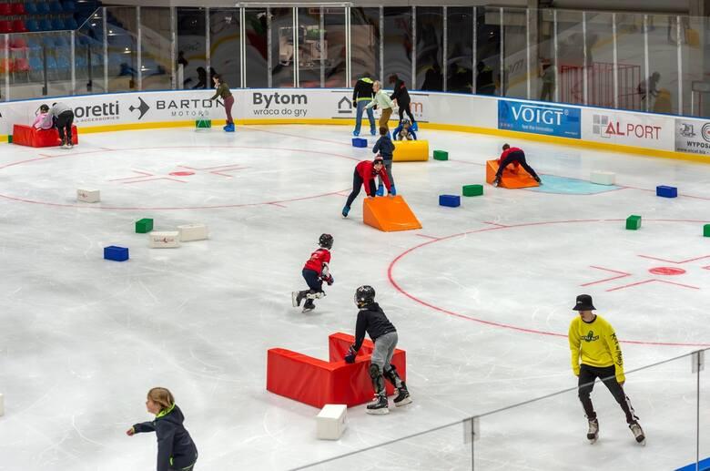 Bytom: Darmowe bilety na lodowisko do końca czerwca.