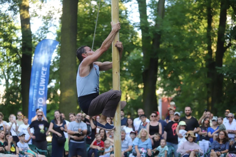 Gliwice: Festiwal Artystów Ulicy