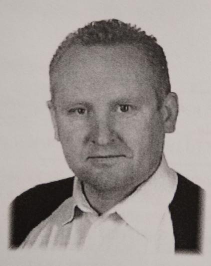 Poszukiwany przez policję Jacek Jaworek.